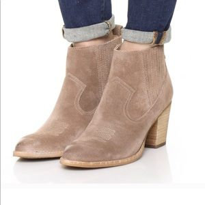 Dolce Vita Cowgirl bootie